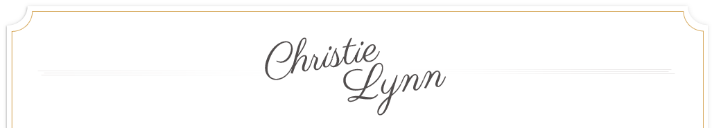 Christie Lynn Photography logo